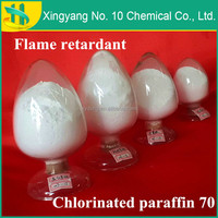 Factory supply Chlorinated Paraffin Wax 70 Chlorinated Paraffin 52 fire retardant