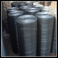 1x1 galvanized welded wire mesh ISO, 20 years direct factory