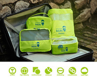 4Pcs Set Kids Travel Bag Children Shoe Bag Organizer Storage Bags