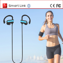 lowest price earphones with mic and volume control wireless bluetooth headphone