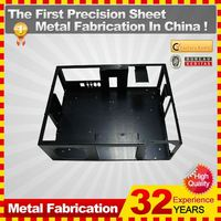 Kindle sheet metal fabrication punching cutting and foldi,32-year experience from China