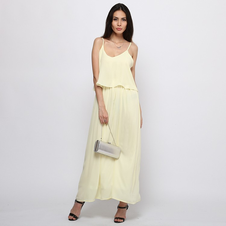 2016 new fashion women <strong>dresses</strong> wholesale spaghetti strap <strong>dress</strong> long maxi <strong>dress</strong>