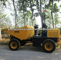 FCY30 4wd earth moving machine site dumper
