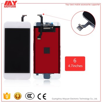 ali expres china Original lcd for iphone 6 screen,for iphone 6 lcd touch screen,ecran for iphone 6