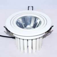 High lumen best quality 35w LED COB Recessed Downlight for shop