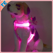 Led blinklicht hundegeschirr Blinkende LED hundehalsband sicher