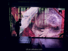 2013 china perfect video & photos effect led curtain display