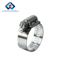 Customized supplier compression gas pipe clamp