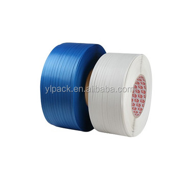 Color polypropylene plastic packing strapping strap
