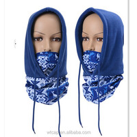 Cover Neck Cap Balaclava Hood Full Face Mask Scarf Hat Rich Styles Ski Fleece Mask