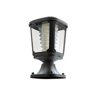 Warm Color Solar Powered Security Light Batteries