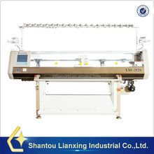 Multi function stoll knitting machine