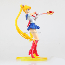 Low price custom 6 inch sexy woman anime figurine/custom made nude girl anime action figures