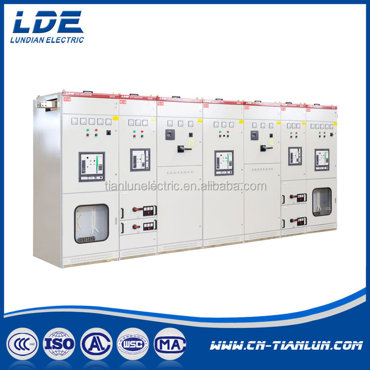 380V GCK Series AC low voltage withdrawble distribution switchgear /electric cabinet