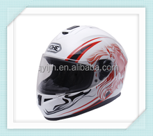 Full Face motorcycle kids scooter Helmet With ECE DOT