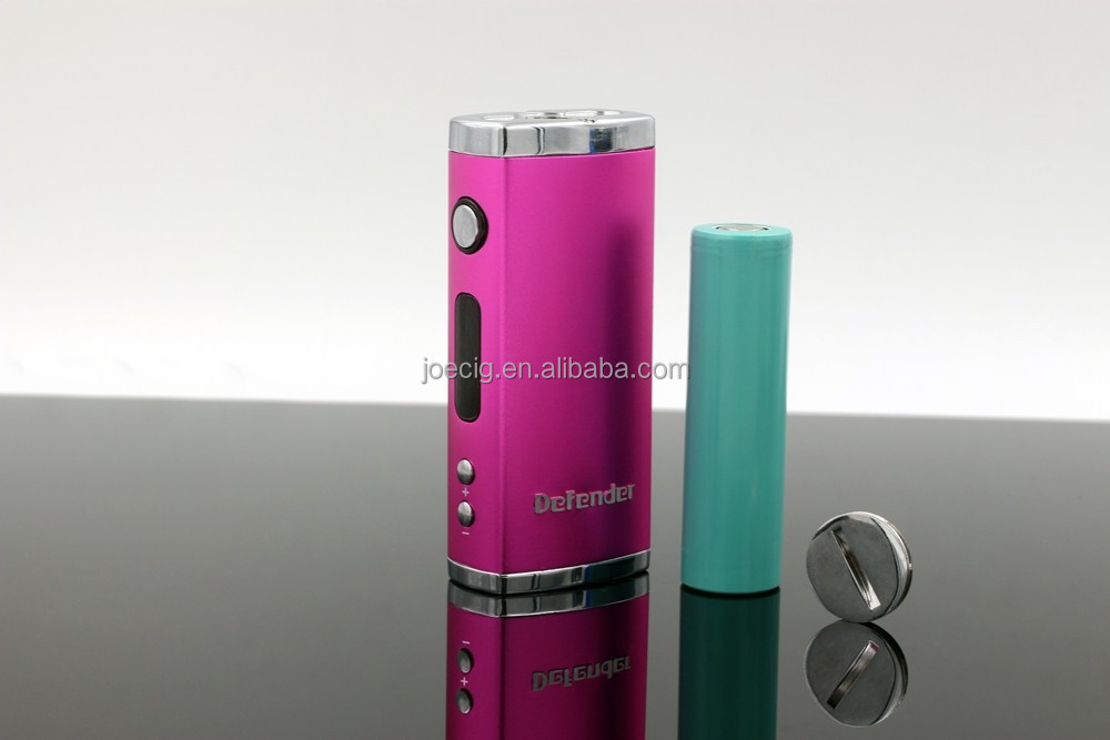 2015 Electronic Cigarette TC MOD heatvape Defender best selling products ecig now big promotion