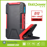 New Arrival Automobiles Accessories Emergency Multi-function Battery Booster Packs 18000Mah