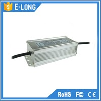 Good quality waterproof single output switch power supply 80w led power supply