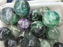 green fluorite stone ball sphere for sale