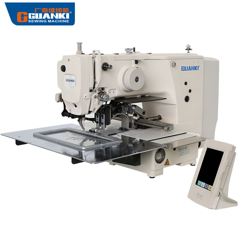 Glk-210e Electrical Pattern Program Sewing Machines For Shoes Patten ...