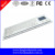 Flat keys panel mount metal keyboard with touchpad