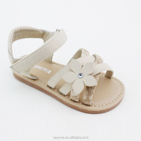 beautiful Best popular girls shoes low heel sandals with wholesale price
