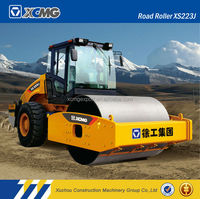 XCMG official manufacturer 22ton XS223J Mechanical type Road Roller