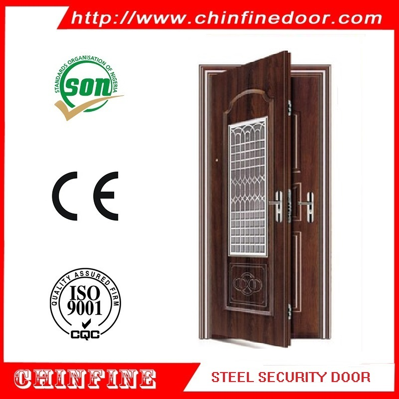 Steel compound door (CF-C002)