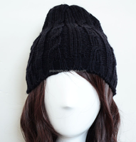 2015 the fashion Pure color joker warm hats