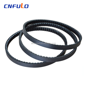 Ribbed Poly v Rubber Timing belt