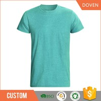 mens fitted blank t-shirts