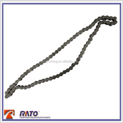 Chinese cheap motorcycle/ ATV parts 4 stroke 150cc utility ATV transmission chain