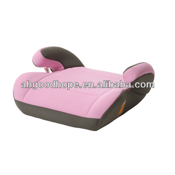 pink child booster car seats