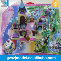 Child Hobbie Toy Model Easy Assemble
