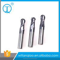 Carbide Cutting Tool CNC Brick Wall / Metal End Mill