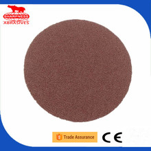 aluminum oxide sand paper discs for stone