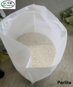 Low Dust Grade soil mix bulk expanded perlite Growing media