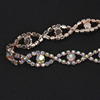 Hot crystal rhinestone chain clothes decorative chain BK-RT520