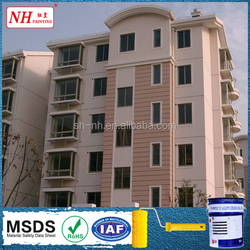 High Stain Resistance wall decorative paints