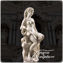 Famous Replication stone nude sexy women statue
