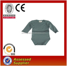 Nanchang factory 100% cotton baby unisex creeper /cheap pric huoyuan