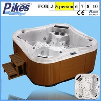 Air Massage Type sexy jet portable whirlpool tub