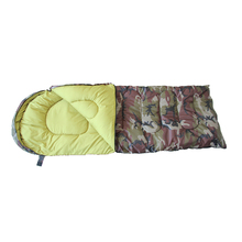 Outdoor Camping Hiking Three Season Army Military Waterproof Camo Single Sleeping Bag