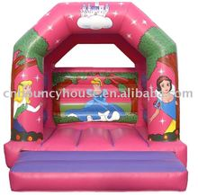 Commercial PVC tarpaulin Inflatable Bouncer Castle Bounce House For Children