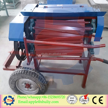 Automatic banana fiber extracting machine /hemp banana stalk decorticator