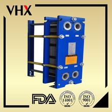 High Quality Carbon Frame Plate Heat Exchanger for Sale