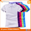 China factory couple polo shirt wholesale 2015 polo t-shirt, multi color