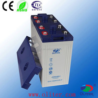 Best 2V 1000AH ups battery storage battery with CE ROHS TLC certificate