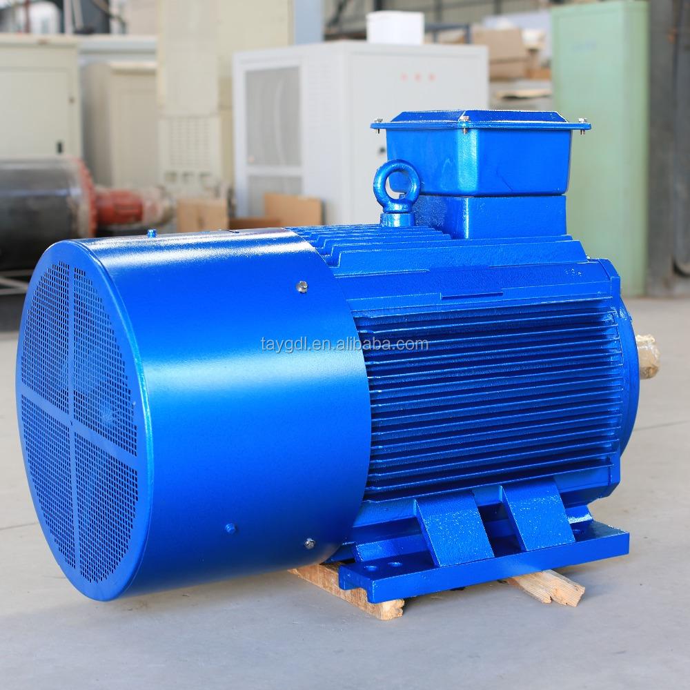 115kw Low Speed Permanent Magnet Generator Buy Low Speed