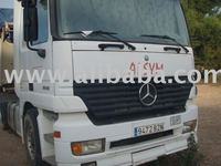Mercedes Actros 1846. Used Construction Machinery and Used Trucks From Europe